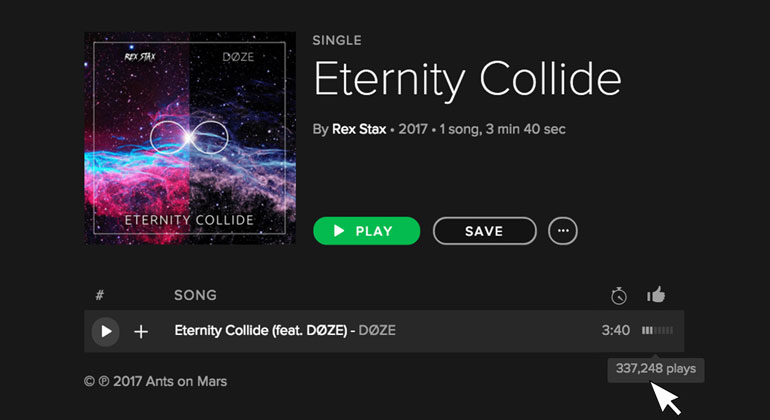 Spotify Playlist Promotion / Playlist-Promotion com